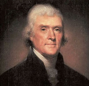 Thomas Jefferson enlightenment